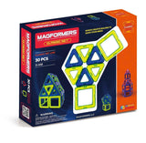 Magformers Classic Set colors may vary (30-pieces) - Chickadee Solutions - 1