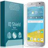 Galaxy S7 Screen Protector IQ Shield Matte Full Coverage Anti-Glare Screen Pr... - Chickadee Solutions - 1