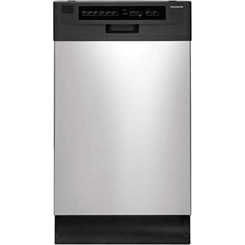 18 In. Built-In Dishwasher - Stainless Steel - Chickadee Solutions - 1