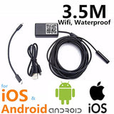 SanSiDo Endoscope Wifi Wireless iOS iPhone Android Borescope 2.0 Megapixels H... - Chickadee Solutions - 1