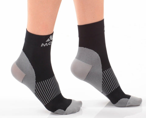 Plantar Fasciitis Compression Foot Socks - Foot Sleeves - XFirm Graduated Sup... - Chickadee Solutions - 1