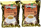 Vinacafe 3 in 1 Instant Coffee Mix 2-Pack (40 sachets total) - Chickadee Solutions - 1