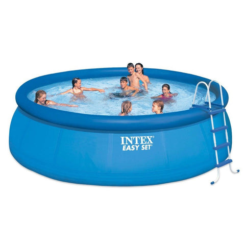 Intex 15ft X 48in Easy Set Pool Set 15-Feet by 48-Inch - Chickadee Solutions