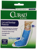 Curad Cast Protector Adult Leg 2 Count - Chickadee Solutions - 1
