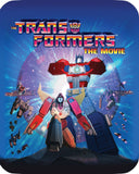 Transformers: The Movie (Limited Edition 30th Anniversary Steelbook) [Blu-ray] - Chickadee Solutions - 1