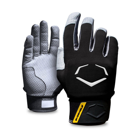 EvoShield Prostyle Batting Gloves Black Small EvoShield - Chickadee Solutions