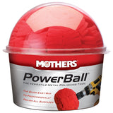 Mothers 05140 PowerBall Metal Polishing Tool Large - Chickadee Solutions - 1
