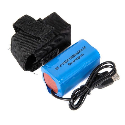 Darkstar Cree T6 2xpe Led Bycicle Lightsuper