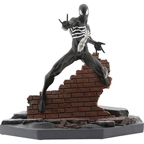 BAIT x Marvel Black Spider-Man Statue By MINDstyle Black - Chickadee Solutions - 1