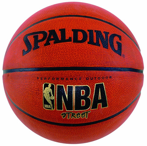 "Spalding NBA Street Basketball - Official Size 7 (29.5"") Spalding - Chickadee Solutions"