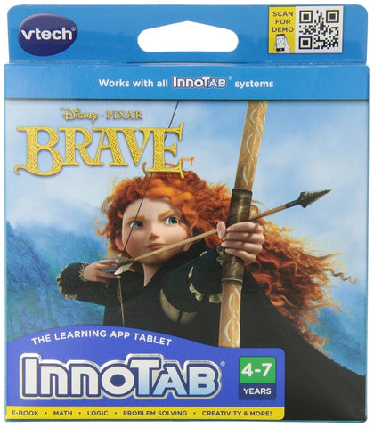 VTech InnoTab Software - Brave Standard Packaging - Chickadee Solutions - 1
