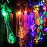 COCHIN Solar Outdoor String Lights LEDs Led Fairy for Garden Decorations 20 D... - Chickadee Solutions - 1