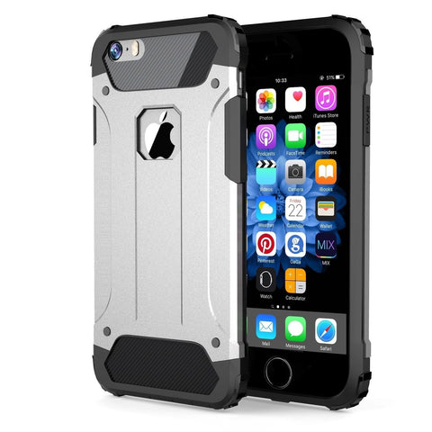 Vomercy Cover for iPhone 6 iPhone 6s Shock Absorbing Defender Dual Layer Case... - Chickadee Solutions - 1