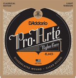 D'Addario EJ43 Pro-Arte Nylon Classical Guitar Strings Light Tension - Chickadee Solutions - 1