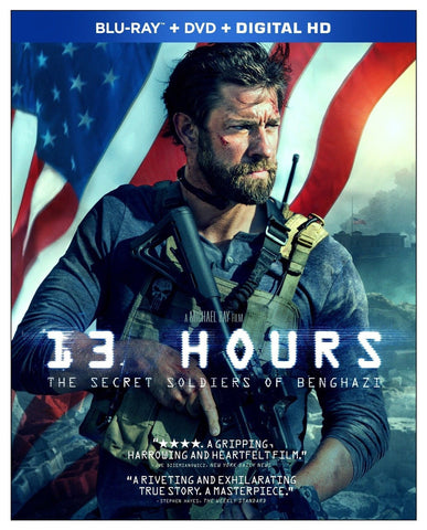 13 Hours: The Secret Soldiers of Benghazi [Blu-ray] - Chickadee Solutions