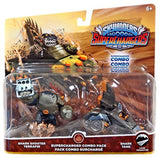 Skylanders SuperChargers Dual Pack #1: Shark Shooter Terrafin and Shark Tank - Chickadee Solutions