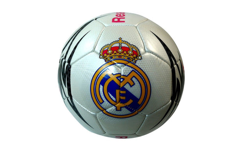 NEW SEASON 2015 REAL MADRID SOCCER BALL SIZE 5 HOME LICENSED AND AUTHENTIC - Chickadee Solutions - 1