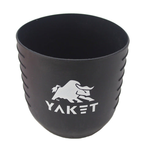 YAKET Grip for YETI Rambler Tumbler (Shadow Black 30 oz.) Shadow Black 30 oz. - Chickadee Solutions - 1