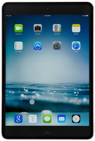 Apple iPad mini 2 ME276LL/A (16GB Wi-Fi) Black with Space Gray 16 GB - Chickadee Solutions - 1