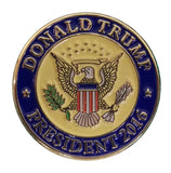 Donald Trump President 2016 Seal Lapel Pin/Hat Tac - Chickadee Solutions - 1