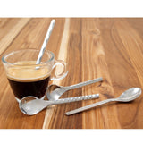 WMF Type Espresso Spoons 4.25-Inch Silver Set of 4 - Chickadee Solutions - 1