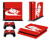 [PS4] ShoeBox #2 Nike Logo Shoe Box Whole Body VINYL SKIN STICKER DECAL COVER... - Chickadee Solutions - 1