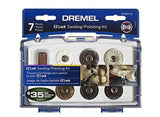 Dremel EZ684-01 EZ Lock Sanding And Polishing Kit - Chickadee Solutions - 1