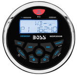 BOSS AUDIO MGR350B Marine Gauge MECH-LESS Receiver with Audio Streaming - Chickadee Solutions - 1