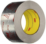 "3M Silver Foil Tape 3340 2-1/2"" x 50 yd 4.0 mil - Chickadee Solutions"