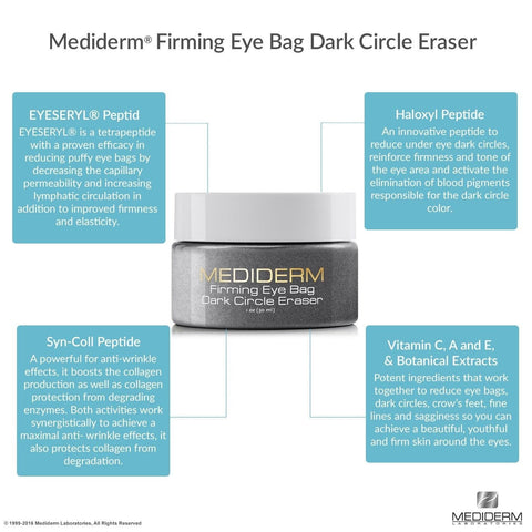 Best Under Eye Bags & Dark Circles Treatment Cream -Instantly Removes Puffy  E