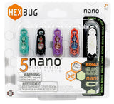 HEXBUG Nano 5-Pack colors may vary 1-Pack of 5 - Chickadee Solutions - 1