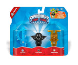 Skylanders Trap Team: Triple Trap Pack: Air Kaos Earth Air, Kaos, Earth - Chickadee Solutions