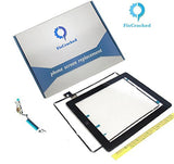 iPad 2 Screen replacementiPad 2 Front Touch Digitizer Assembly Replacement in... - Chickadee Solutions - 1