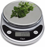 Ozeri Pronto Digital Multifunction Kitchen and Food Scale Elegant Black 1 - Chickadee Solutions - 1