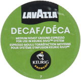 Lavazza Espresso Decaf Keurig Rivo Pack 18 Count 018 Count - Chickadee Solutions - 1