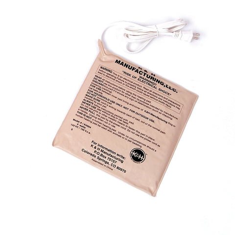 K&H Manufacturing Pet Bed Warmer Tan Standard Packaging Small - Chickadee Solutions - 1