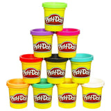 Play-Doh Case of Colors Pack of 10 Frustration-Free Packaging - Chickadee Solutions - 1