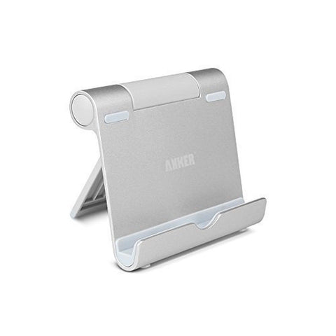 Anker Multi-Angle Aluminum Stand for Tablets e-readers and Smartphones Compat... - Chickadee Solutions - 1