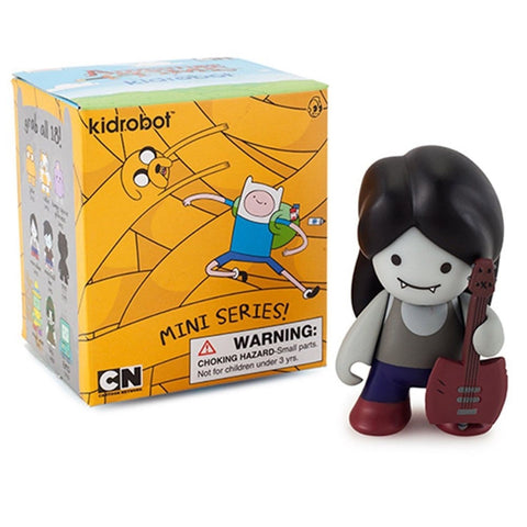 Kidrobot Adventure Time Mini Series Blind Box Vinyl Figure - 1 Blind Box - Chickadee Solutions