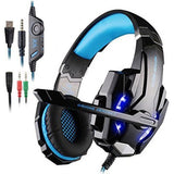 AFUNTA Gaming Headset for PlayStation 4 PS4 Tablet PC iPhone 6/6s/6 plus/5s/5... - Chickadee Solutions - 1