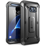 Galaxy S7 Case SUPCASE Full-body Rugged Holster Case with Built-in Screen Pro... - Chickadee Solutions - 1