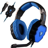 SADES A70 7.1 Virtual Surround Sound Stereo USB Gaming Headset Over-Ear with ... - Chickadee Solutions - 1