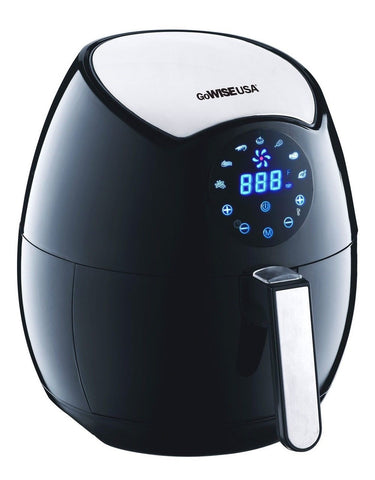 Gowise usa gw22621 4th generation electric air fryer w for Gowise usa