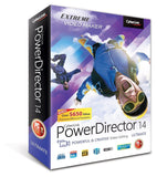 Cyberlink PowerDirector 14 Ultimate PC Disk - Chickadee Solutions - 1