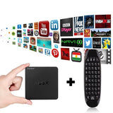 Mini TV BOX TryAce A95X Android 5.1 TV BOX S905 Quad-Core 64Bit CPU 4K 1GB/8G... - Chickadee Solutions - 1