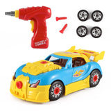 Liberty Imports World Racing Car Take-A-Part Toy for Kids with 30 Take Apart ... - Chickadee Solutions - 1