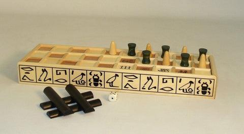 Senet Board Game - Chickadee Solutions