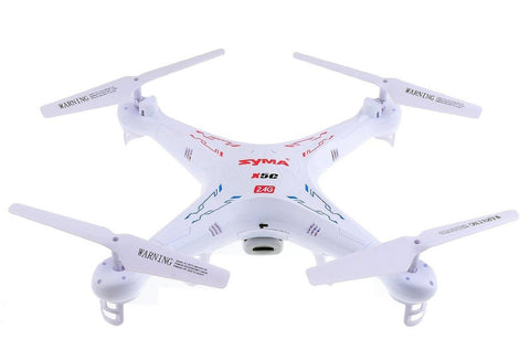 SYMA X5C Explorers 2.4G 4CH 6-Axis Gyro RC Quadcopter With HD Camera - Chickadee Solutions - 1