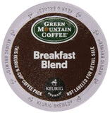 Green Mountain Coffee Breakfast Blend Keurig K-Cups 72 Count - Chickadee Solutions - 1