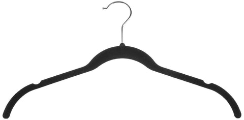 AmazonBasics Velvet Shirt/Dress Hangers - 30 Pack Set of 30 - Chickadee Solutions - 1